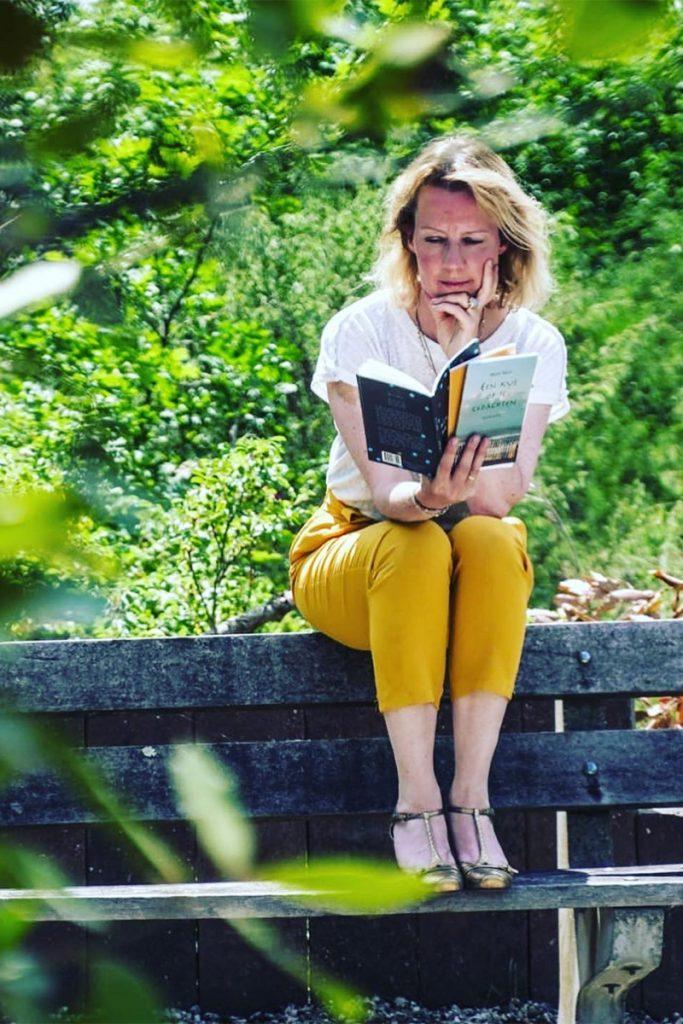 auteur Minke Maat